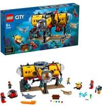 LEGO® City 60265 - Meeresforschungsbasis