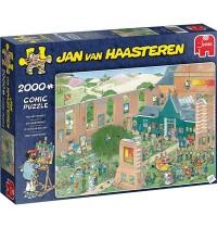 Jumbo Spiele - Jan van Haasteren - Der Kunstmarkt - 2000 Teile