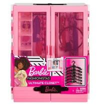 Mattel - Barbie Fashionistas -Traum-Kleiderschrank