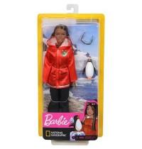 Mattel - Barbie - National Geographic - Polar- und Meeresbiologin Puppe