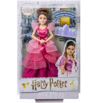 Mattel - Harry Potter - Weihnachtsball Hermione Granger Puppe