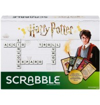 Mattel Games - Scrabble Harry Potter