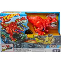Mattel - Hot Wheels® City - T‐Rex Attacke
