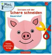 Coppenrath Verlag - Mini-Künstler - Ich kann mit der Schere schneiden