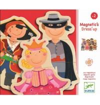 Djeco - Magnetspiel: Dressup