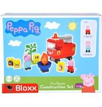 BIG - BIG-Bloxx Peppa Pig Feuerwehrauto