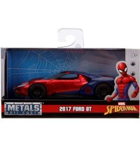 Jada Toys - Marvel 2017 Ford GT 1:32