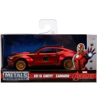 Jada Toys - Marvel Iron Man 2016 Chevy Camaro SS 1:32