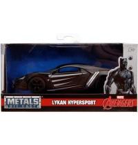 Jada Toys - Marvel Black Panther Lykan Hypersport 1:32