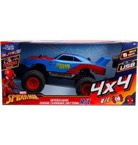 Jada Toys - Marvel Spider-Man RC Daytona 1:12