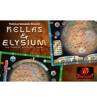 ES Terraforming Mars Erw. Hel Erweiterung: Hellas & Elysium