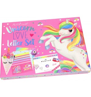Depesche - Ylvi and the Minimoomis - Unicorn Love Letter Set
