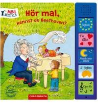 Coppenrath Verlag - Mini-Musiker - Hör mal