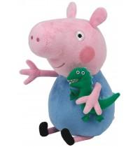 Ty Plüsch - Beanie Babies - Peppa Baby - Schwein George