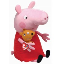 Ty - Beanie Buddis - Peppa Pig 15 Classic