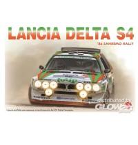 1/24 Lancia Delta S4 Hersteller: NUNU-BEEMAX