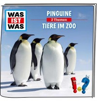Tonies - WAS IST WAS - Pinguine - Tiere im Zoo