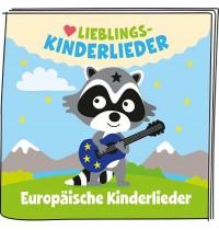 Tonies - Lieblings-Kinderlieder - Europäische Lieder