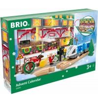 BRIO Bahn - Adventskalender 2020