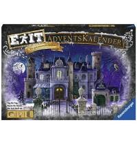 Ravensburger Spiel - EXIT Adventskalender - Das geheimnisvolle Schloss