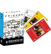 Winning Moves - Number 1 Spielkarten - Friends