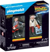 Playmobil® 70459 - Back to the Future - Back to the Future Marty McFly und Dr. Emmett Brown