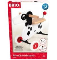 BRIO - BRIO Neuer Dackel-Rutscher
