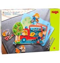 HABA® - Fädelspiel Im Einsatz
