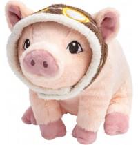 Vielleicht - Plüschschwein Vielleicht Plüschschwein von Kobi Yamada, Plüschschwein mit Fliegerbrille