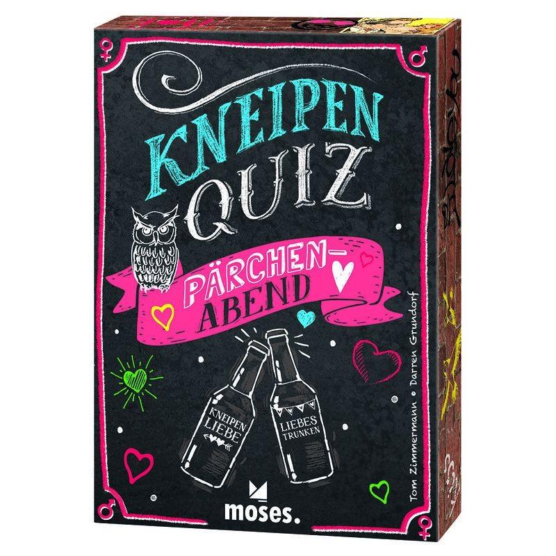 Kneipenquiz: Pärchenabend Moses Verlag