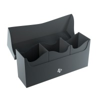 Triple Deck Holder 240+ Black Triple Deck Holder 240+ Black