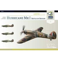 1/72 Hurricane Mk I Hersteller: Arma Hobby