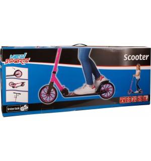 NSP Scooter Pink/Schwarz,200m