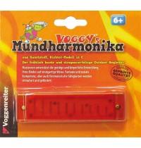 Voggys - Voggys Kunststoff-Mundharmonika
