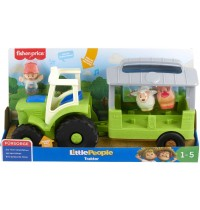 Mattel - Fisher-Price Little People Traktor