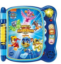 VTech - Ready Set School - Paw Patrol - Mighty Pups Lernbuch