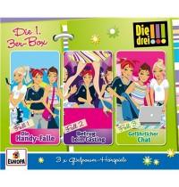 Europa - Die drei !!! CD-Box Folgen 1 - 3