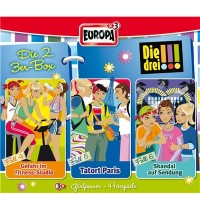 Europa - Die drei !!! CD-Box Folgen 4 - 6