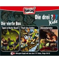 Europa - Die drei ??? Kids 3er Box Folgen 10 - 12