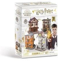 Revell - Harry Potter Diagon Alley Set