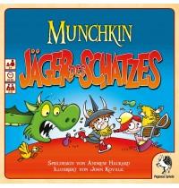 Pegasus - Munchkin - Jäger des Schatzes