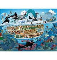Heye - Submarine Fun
