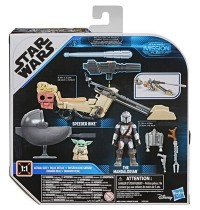 Hasbro - Star Wars™ Mission Fleet Expedition Class Figuren und Fahrzeuge