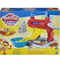 Play-Doh Kitchen Creations Su Play-Doh Kitchen Creations Super Nudelmaschine Spielset für Kinder ab 3 Jahren mit 5 Play-Doh Farb