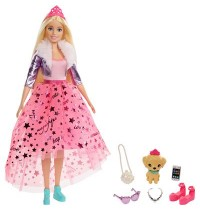 Mattel - Barbie Prinzessinnen Abenteuer Puppe blond
