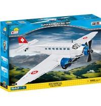 COBI - WWII Planes - Junkers Ju52/3m