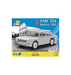 93 PCS YOUNGTIMER /24521/ FIA 93 PCS YOUNGTIMER /24521/ FIAT 124 BERLINA 1200