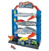 Mattel - Hot Wheels® Stunt-Garage Spielset