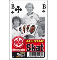 Teepe Sportverlag - Eintracht Frankfurt Allstar-Skat