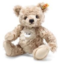 Steiff - Teddybär Paddy 28 Mohair hellbraun